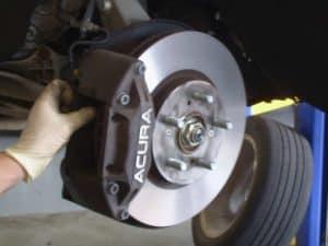 Acura Brake Repair