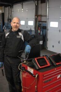 Emissions Diagnosis and Repair