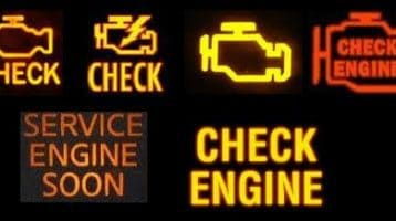 Check Engine Light (MIL)